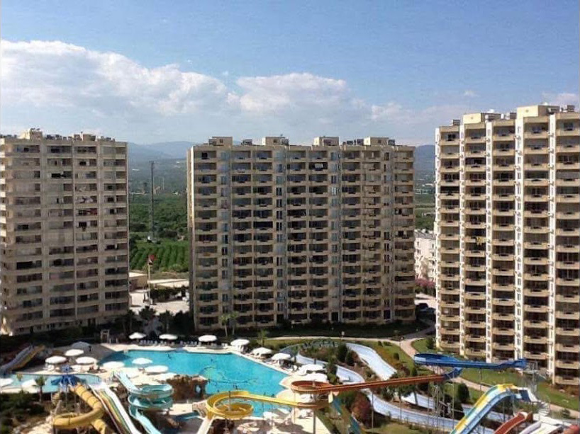 House for sale in Mersin Istanbul