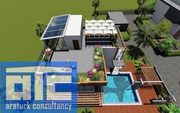 Villa for sale in compound