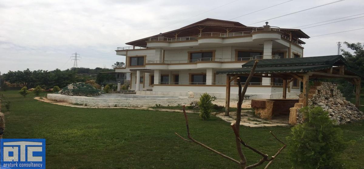 Villa for sale Narlikuyu