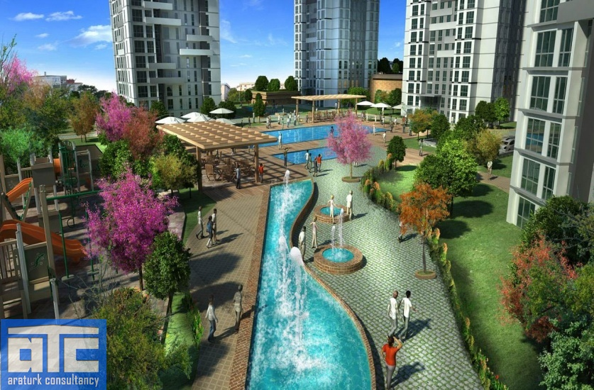 Istiklal Mahallesi,Istanbul 34522,Project Apartments,For sale,2 Bedrooms,3 Rooms ,2 Bathrooms,Istiklal Mahallesi
