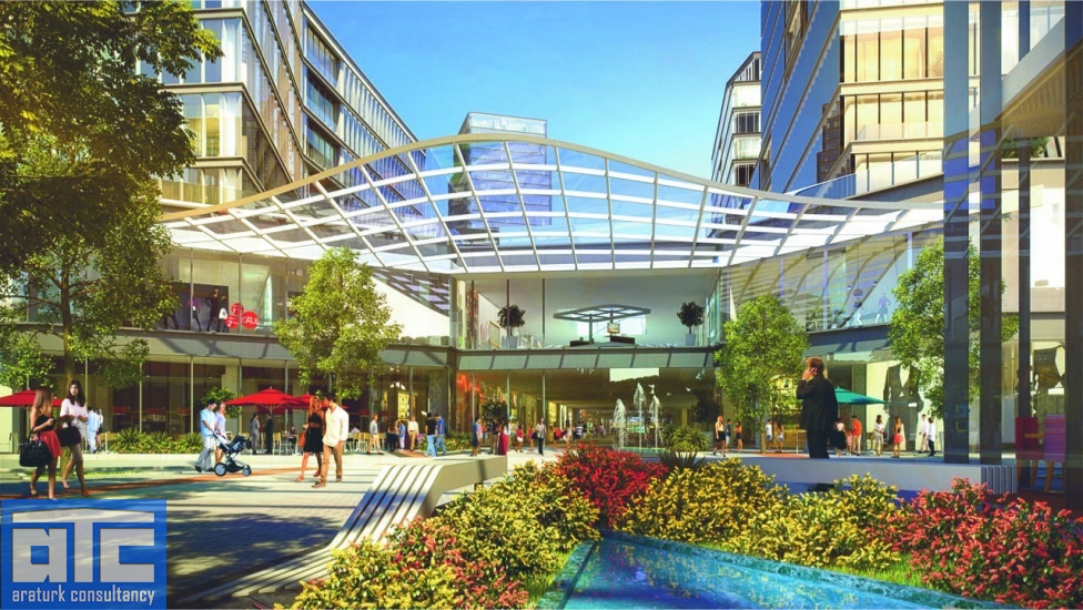 Maslak,Istanbul,Project Apartments,For sale,2 Bedrooms,3 Rooms ,2 Bathrooms,Maslak
