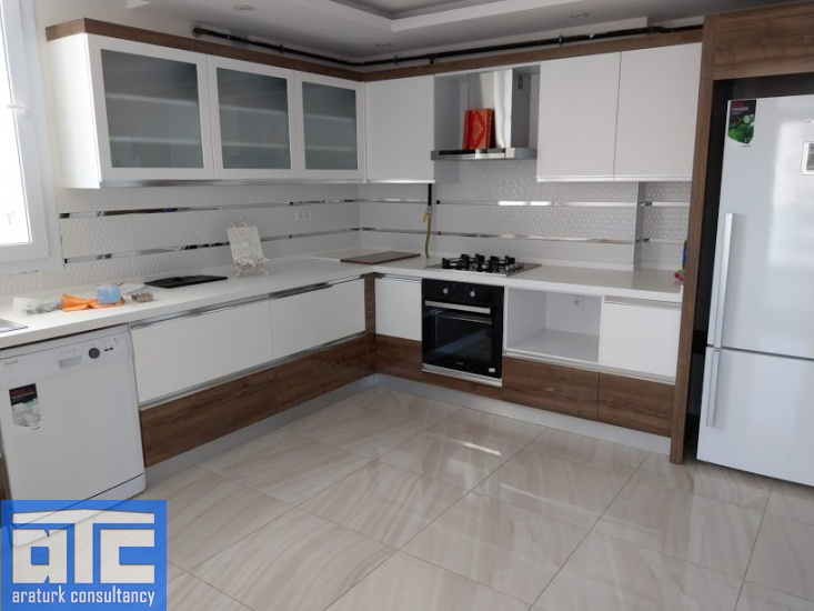 Universite Yolu, Mersin,شقة,للبيع,للبيع, 3 غرف نوم, 4 عدد الغرف ,2 حمامات,Universite Yolu