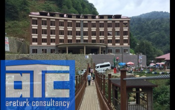Hotel for sale in Rize Turkey