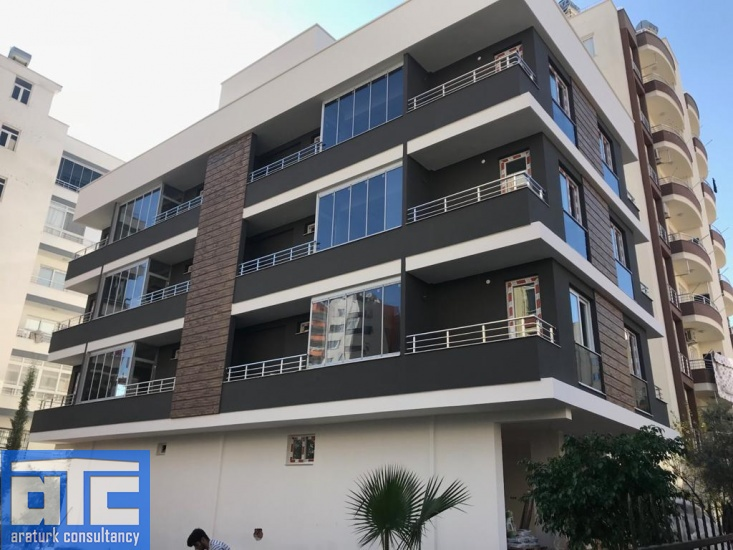 Building for sale in Mersin
