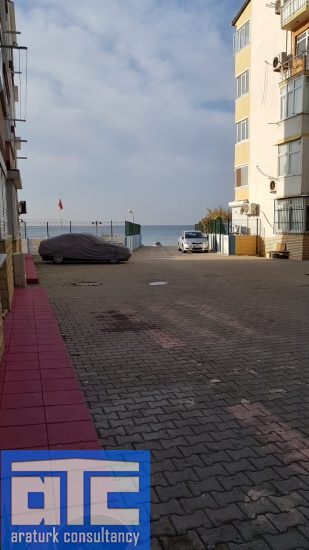50 meters from the beach